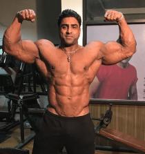 Varinder Singh Ghuman Bodybuilder