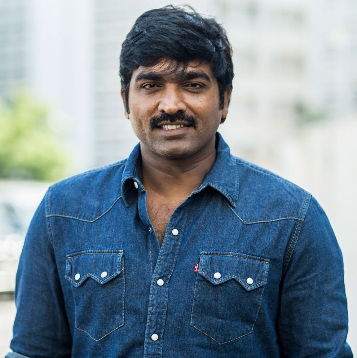 Vijay Sethupathi Indian Actor