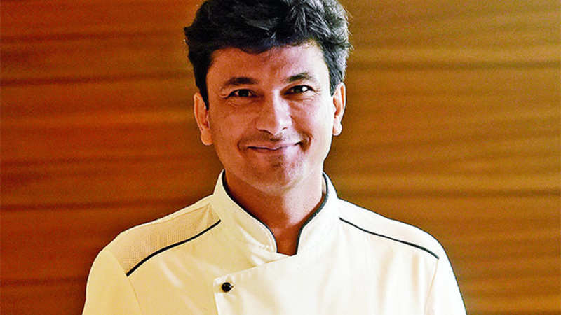 Vikas Khanna Indian Chef