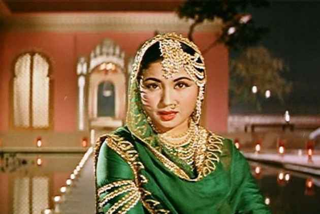 Meena Kumari India Actress, Poet, Singer, Costume Designer