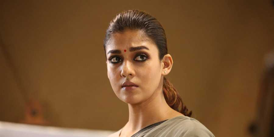 Nayanthara  Indian Actress