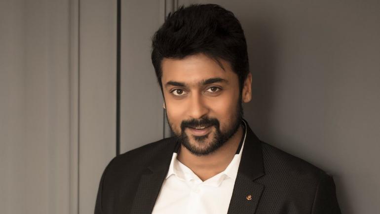 Suriya  Indian Actor