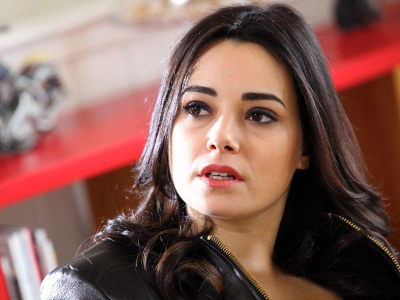 Ozgu Namal Turkish Actress