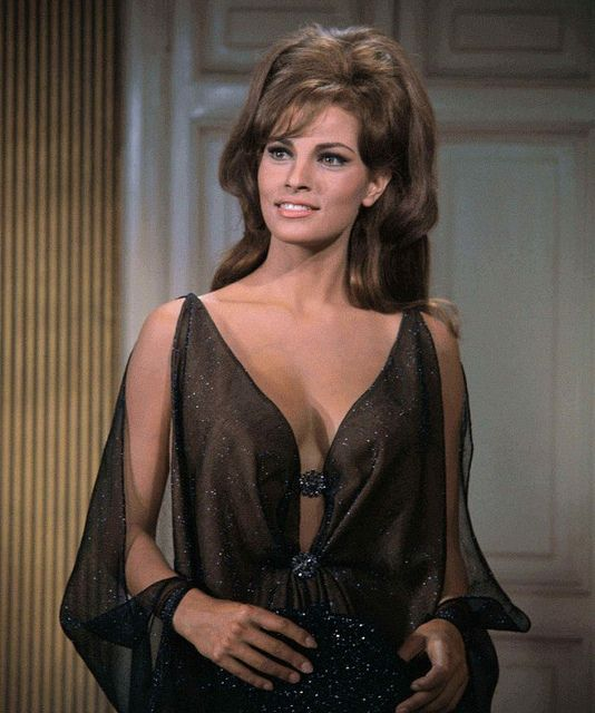 Raquel Welch American Actress and Singer