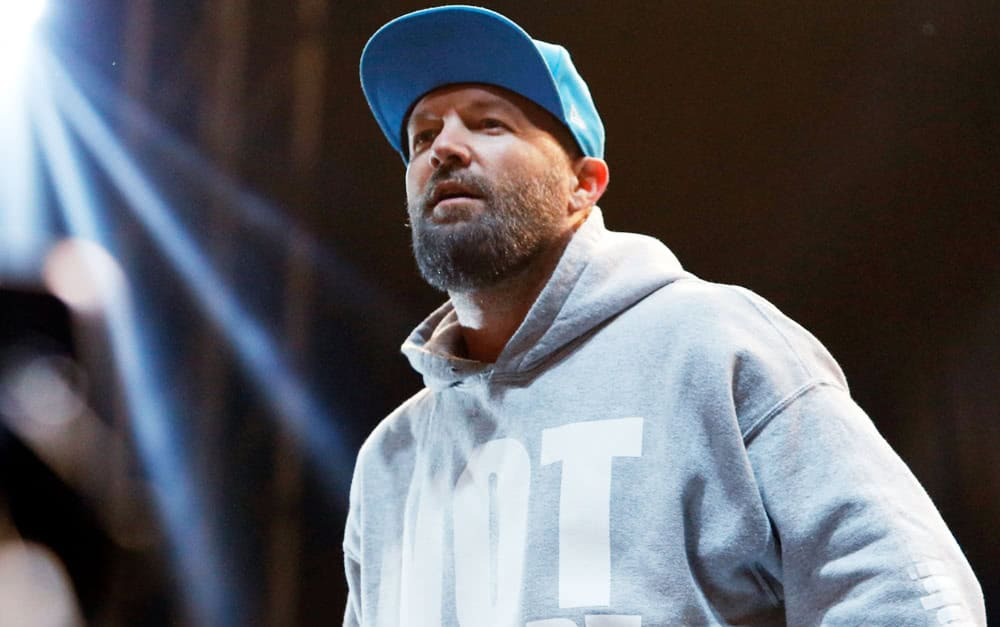 Fred Durst American Vocalist, Actor and Film Director
