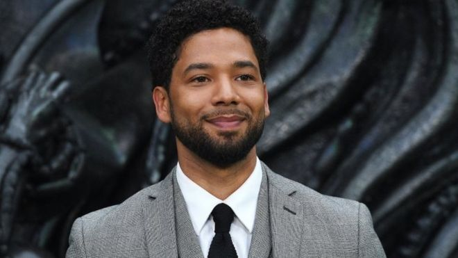 Jussie Smollett American Actor and Singer