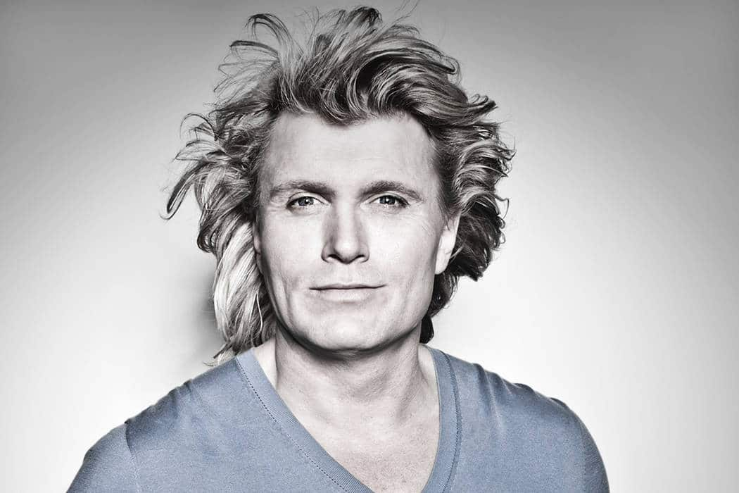 Hans Klok Dutch Magician, Illusionist and Actor