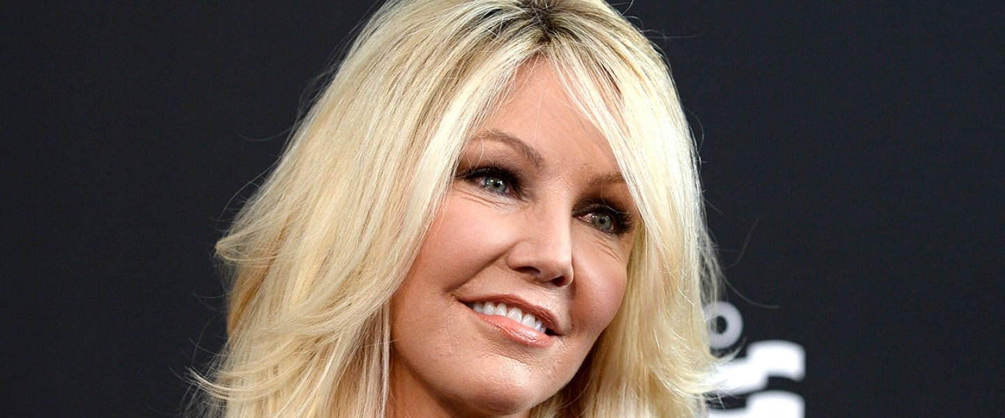Heather Locklear American Actress
