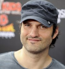 Robert Rodriguez Filmmaker and Visual Effects Supervisor.