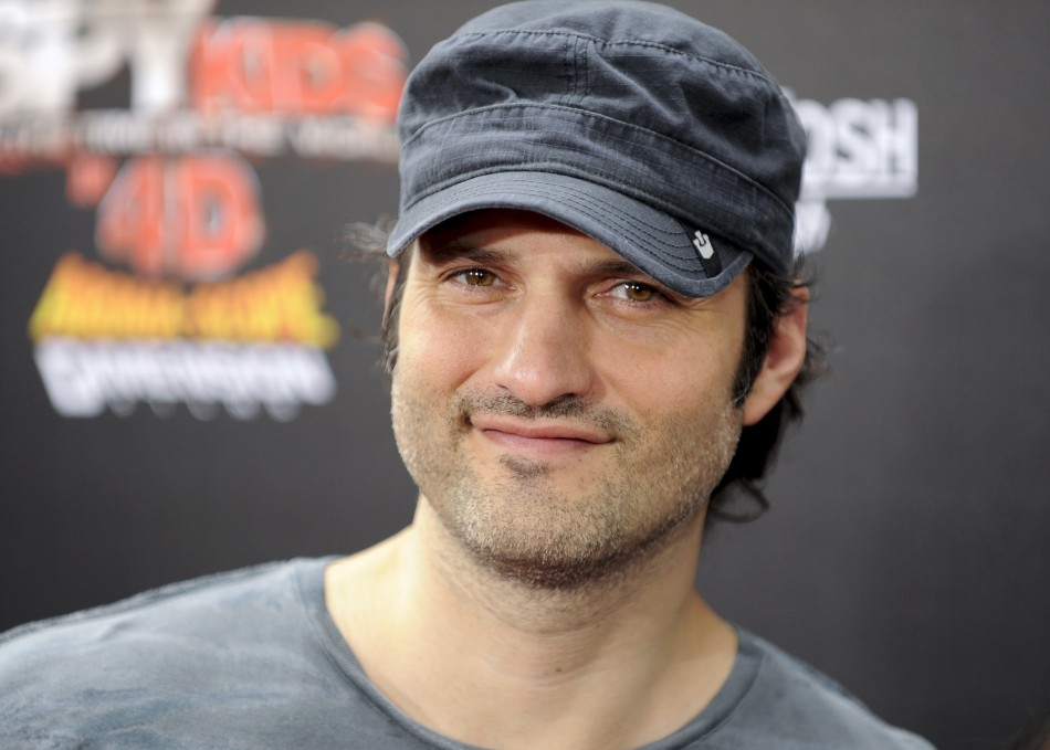 Robert Rodriguez American Filmmaker and Visual Effects Supervisor.