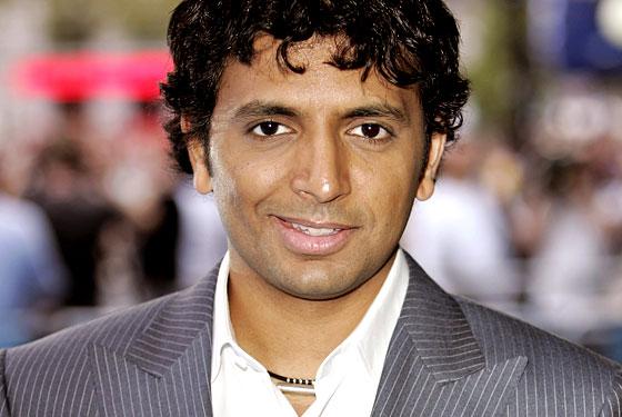M. Night Shyamalan American Filmmaker and Actor