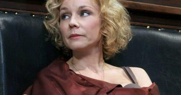 Marina Zudina Russian Actress of Theatre and Cinema