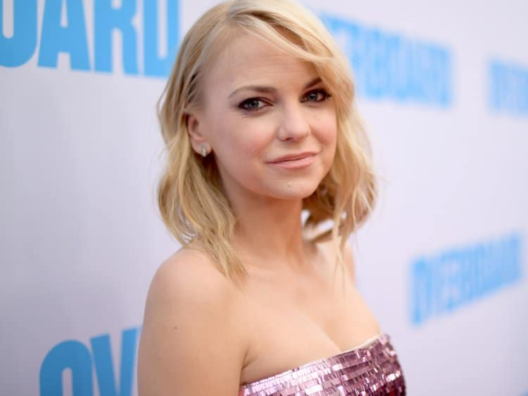 Anna Faris American Actress, Voice Artist, Producer, Podcaster and Author
