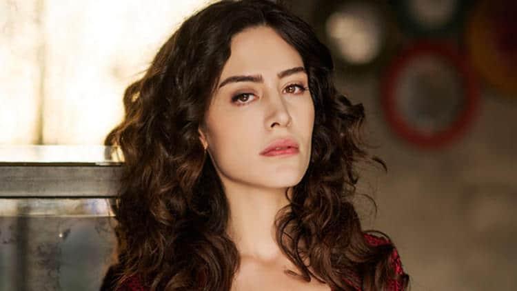 Belcim Bilgin Turkish Actress