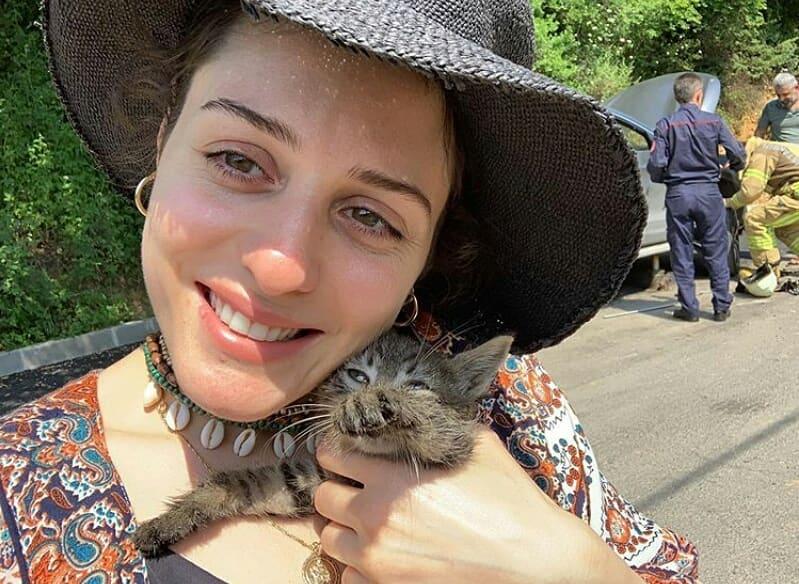 Seren Sirince Turkish Actress