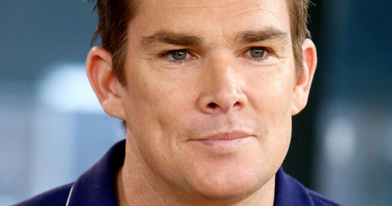 Mark McGrath American Singer