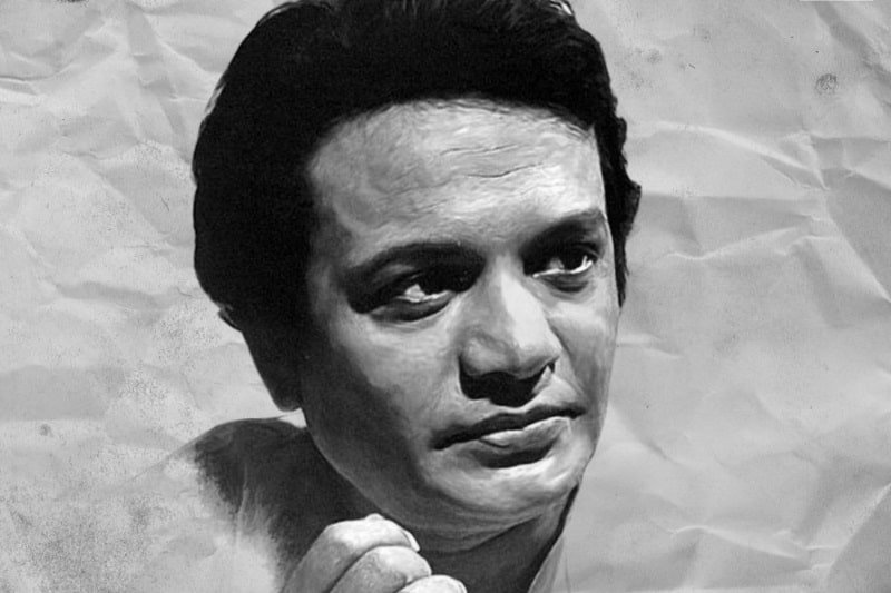 Uttam Kumar Indian Film actor, Director, Producer and Singer