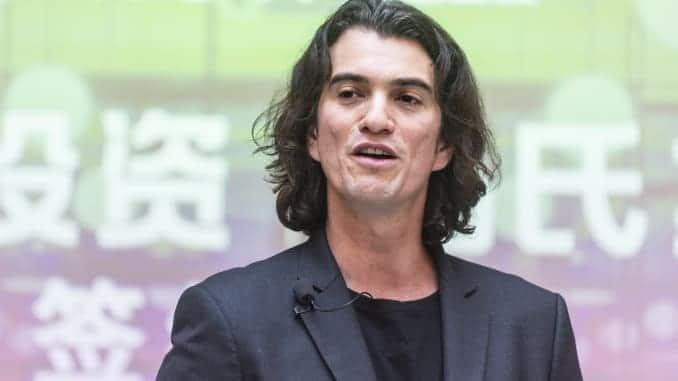 Adam Neumann American-Israeli Business Owner