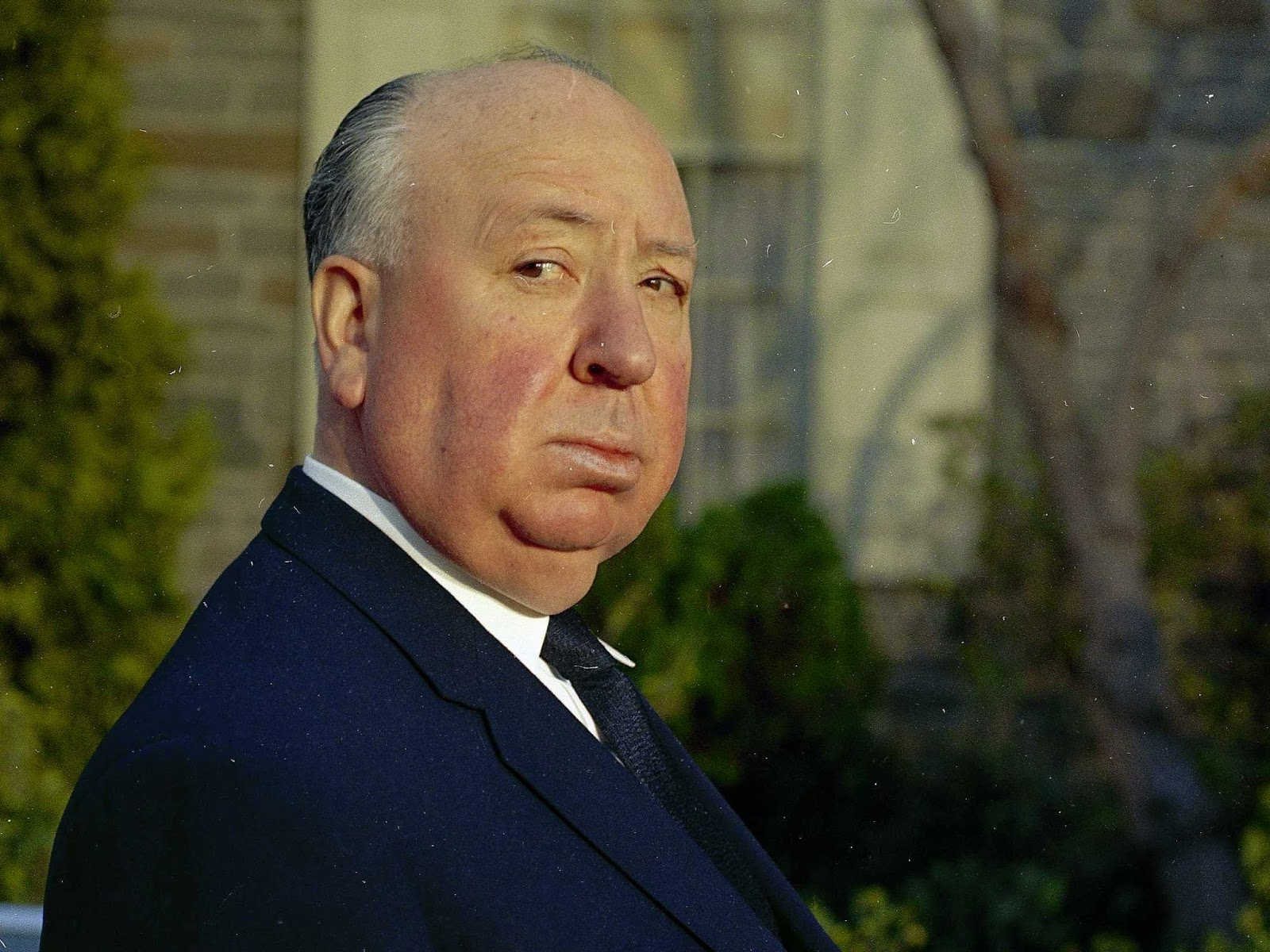 Alfred Hitchcock British Film Director, Producer