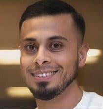 Ali Banat Charity Worker, Former Businessperson