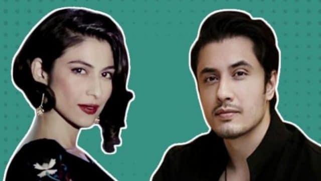 Ali Zafar Messha Shafi