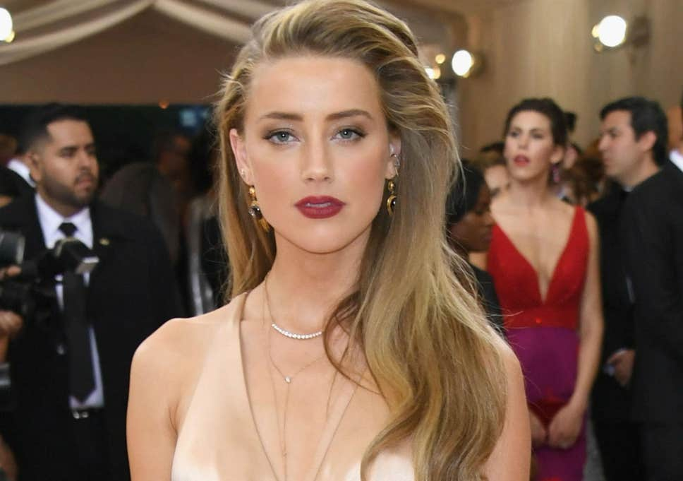 Amber Heard American Actress, Models