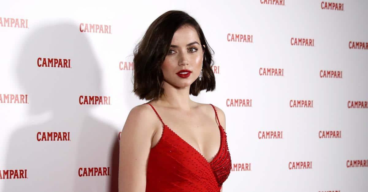 Ana de Armas Spanish, Cuban Actress