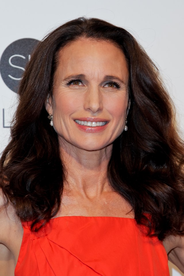 Andie MacDowell American Actress, Fashion Model