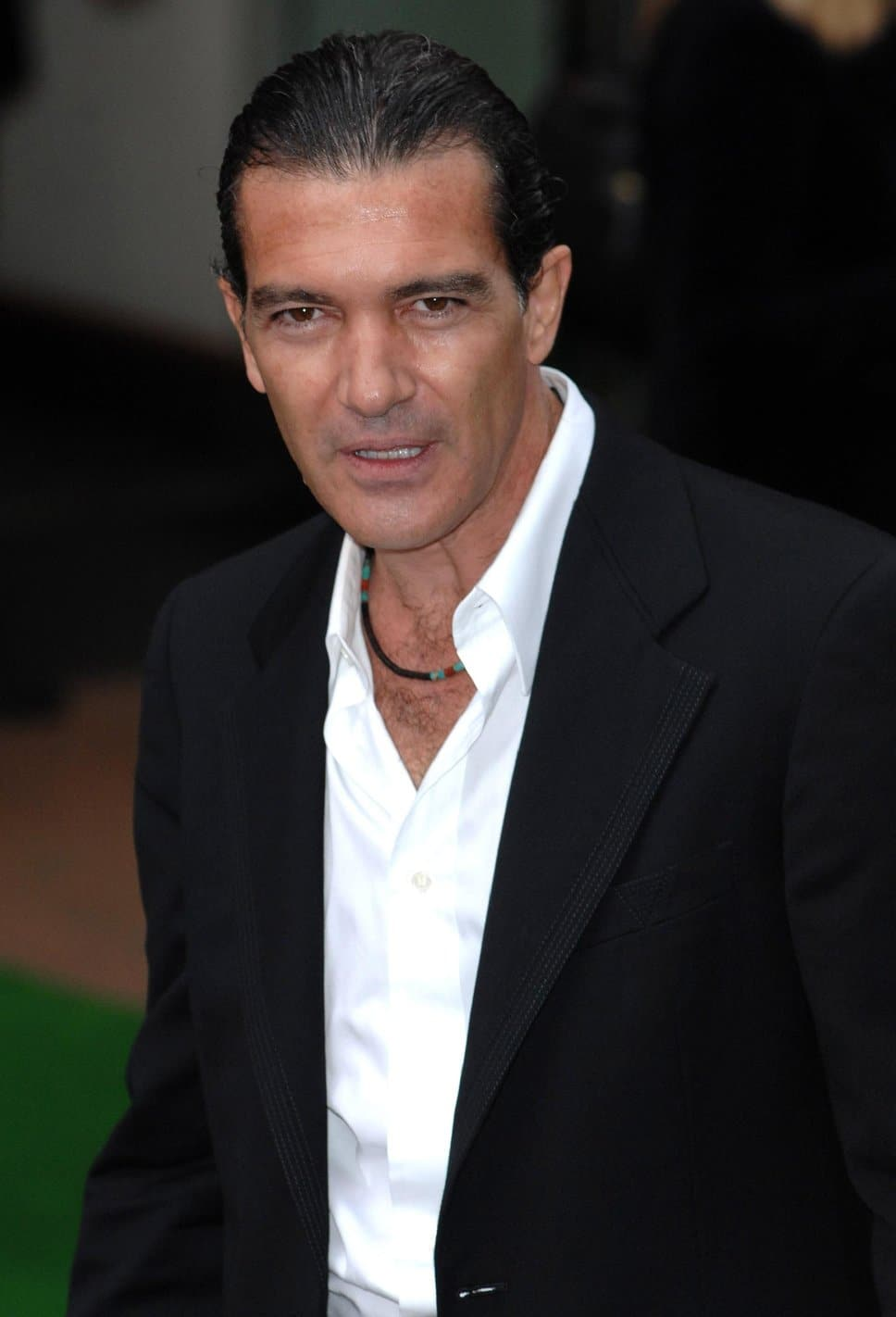Antonio Banderas American, Spanish Actor, Comedian, Producer, Singer
