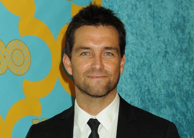 Antony Starr New Zealand TV Actor