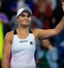 Ashleigh Barty Tennis Player