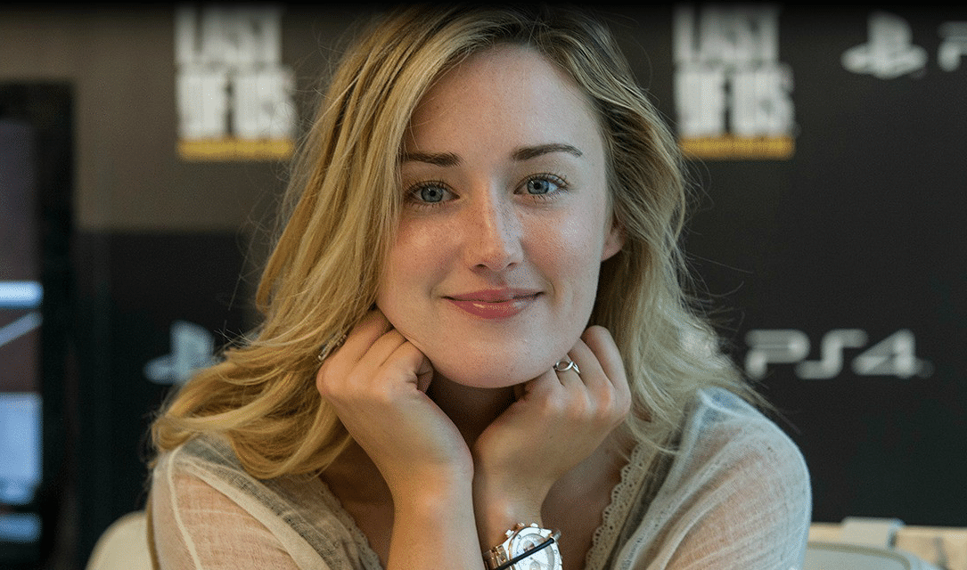 Ashley Johnson American Actress, Singer, Voice Actress