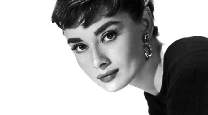 Audrey Hepburn British Actress and Humanitarian.