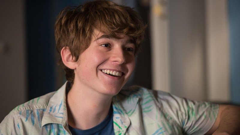 Austin Abrams American Actor