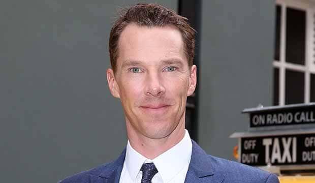 Benedict Cumberbatch British Actor