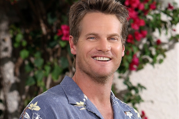 Brian Van Holt American Actor