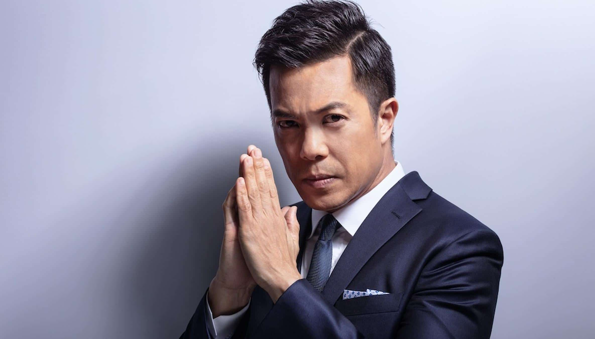Byron Mann American, Chinese, Hong Kong Actor, TV Actor