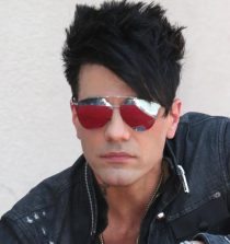 Criss Angel Magician, Illusionist and Musician.