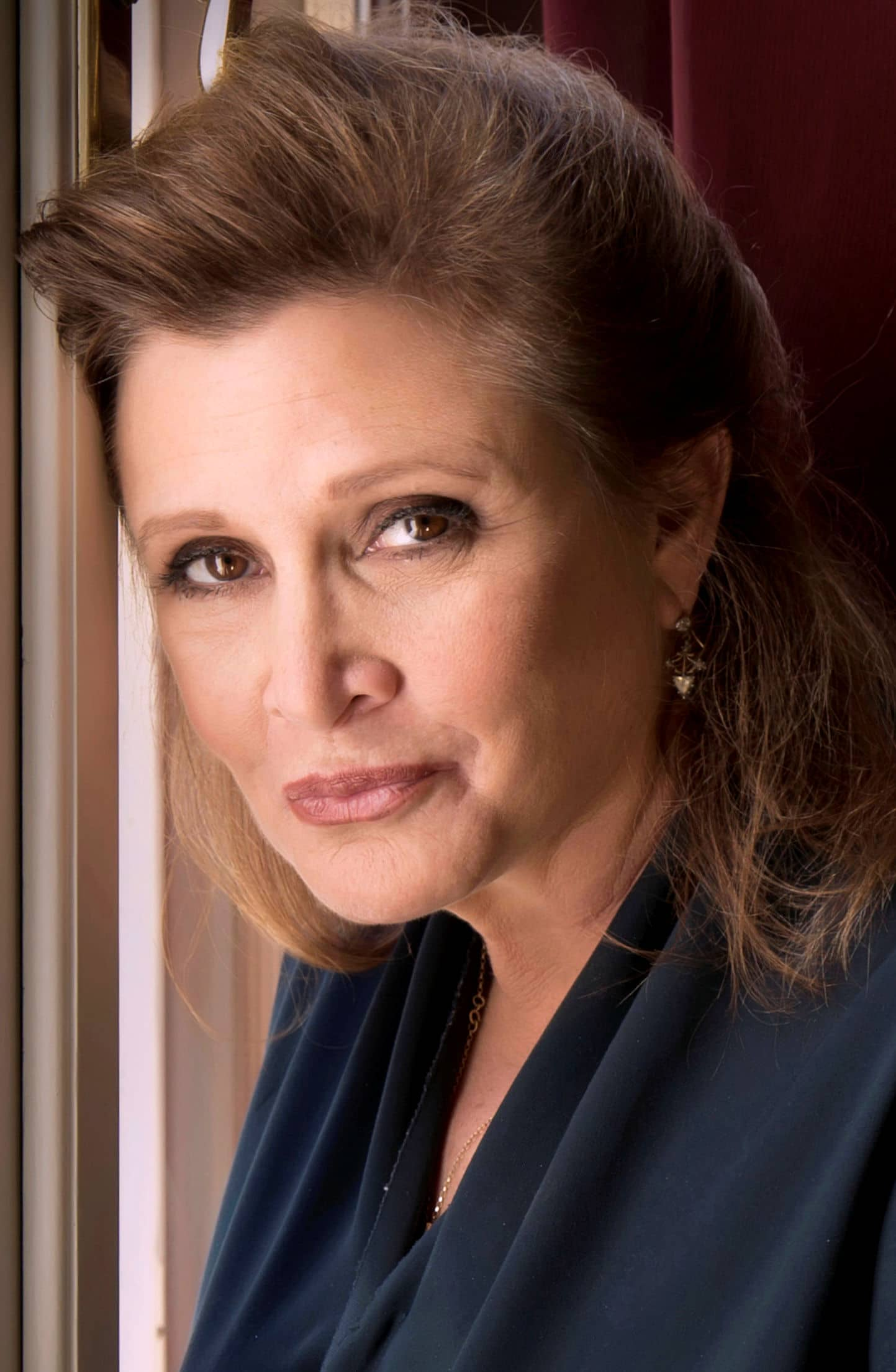 Carrie Fisher American Actress, Writer, Comedian