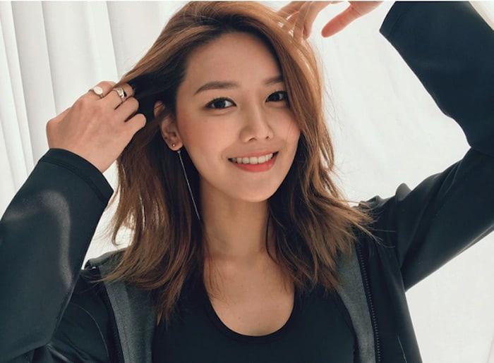 Choi Soo young black