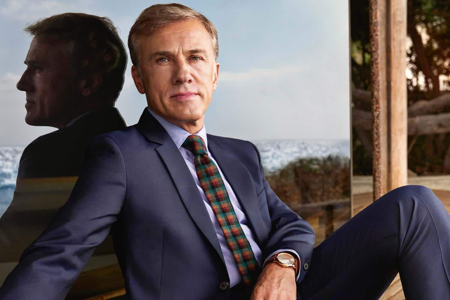 Christoph Waltz Austrian, German Actor, Director