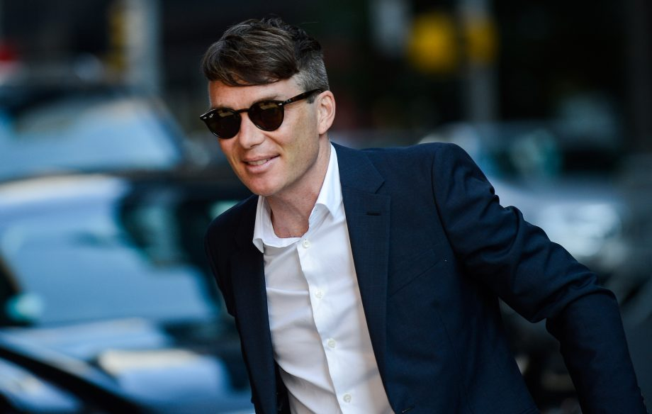 Cillian Murphy Irish Actor, Rock Musician