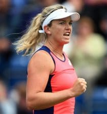 CoCo Vandeweghe Professional Tennis Player