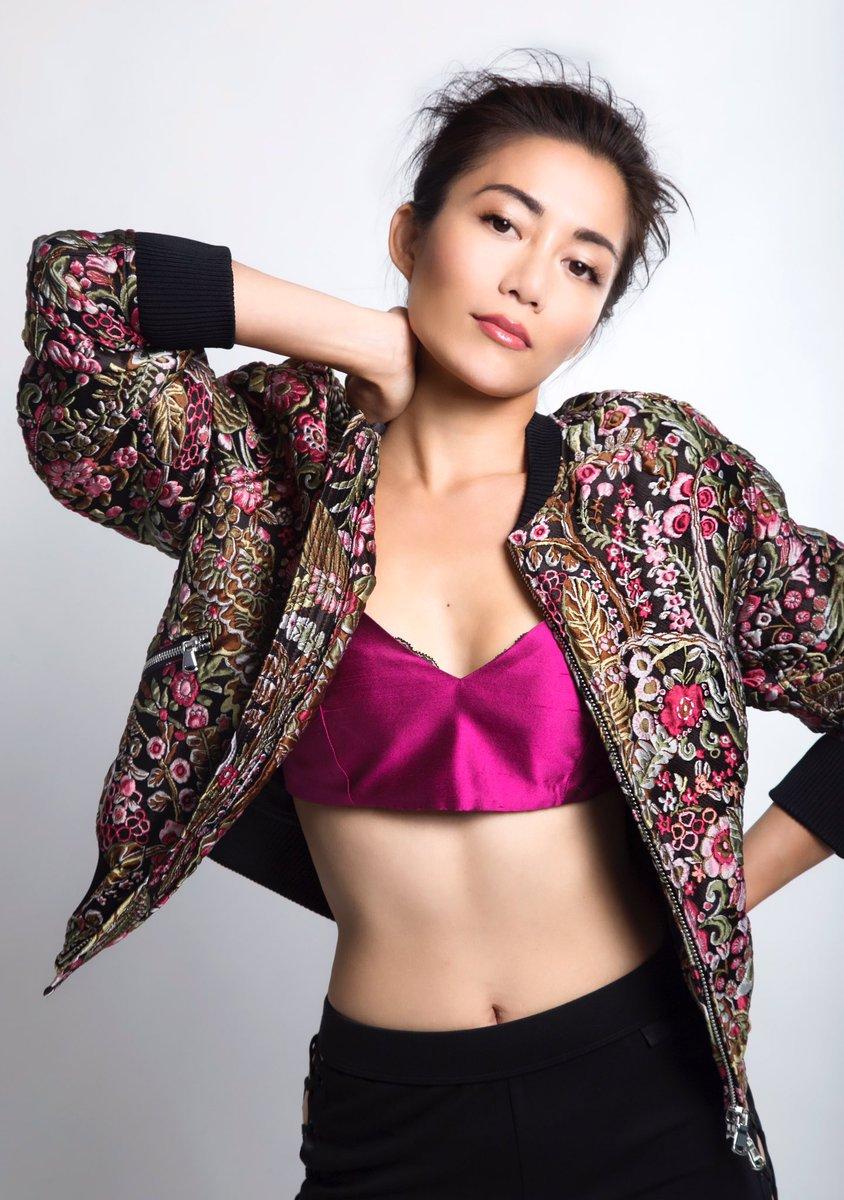 JuJu Chan American Actress, Singer, Taekwon-Do (ITF) Athlete and Kung Fu Actress