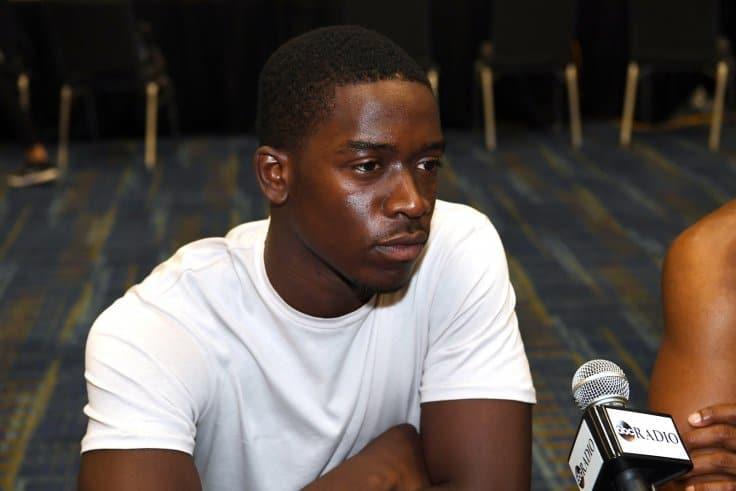 Damson Idris English Actor