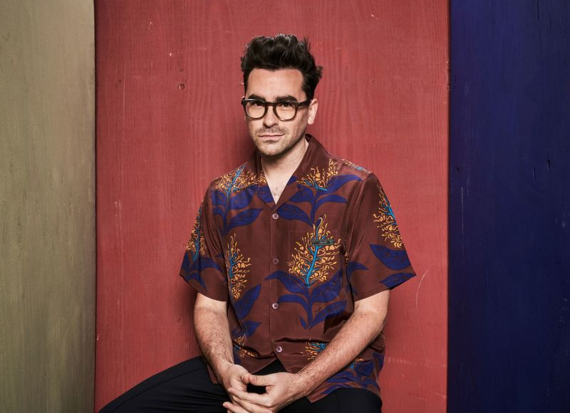 Dan Levy Canadian Actor, Screenwriter, Comedian, Producer