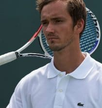 Daniil Medvedev Tennis Player