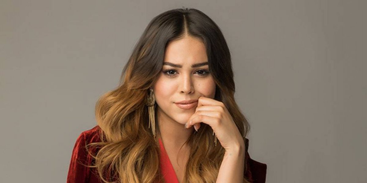 Danna Paola Mexican Singer, Model, Actress, Fashion Designer