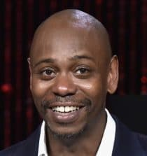 Dave Chappelle Comedian, actor, writer, producer