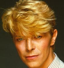 David Bowie Singer, Songwriter